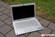 In Review: Sony Vaio VPC-SB2L1E/W Subnotebook, by courtesy of:
