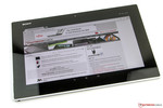 In Review: Sony Xperia Z2 Tablet.
