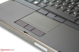 Review Dell Precision M4700 Mobile Workstation - NotebookCheck net