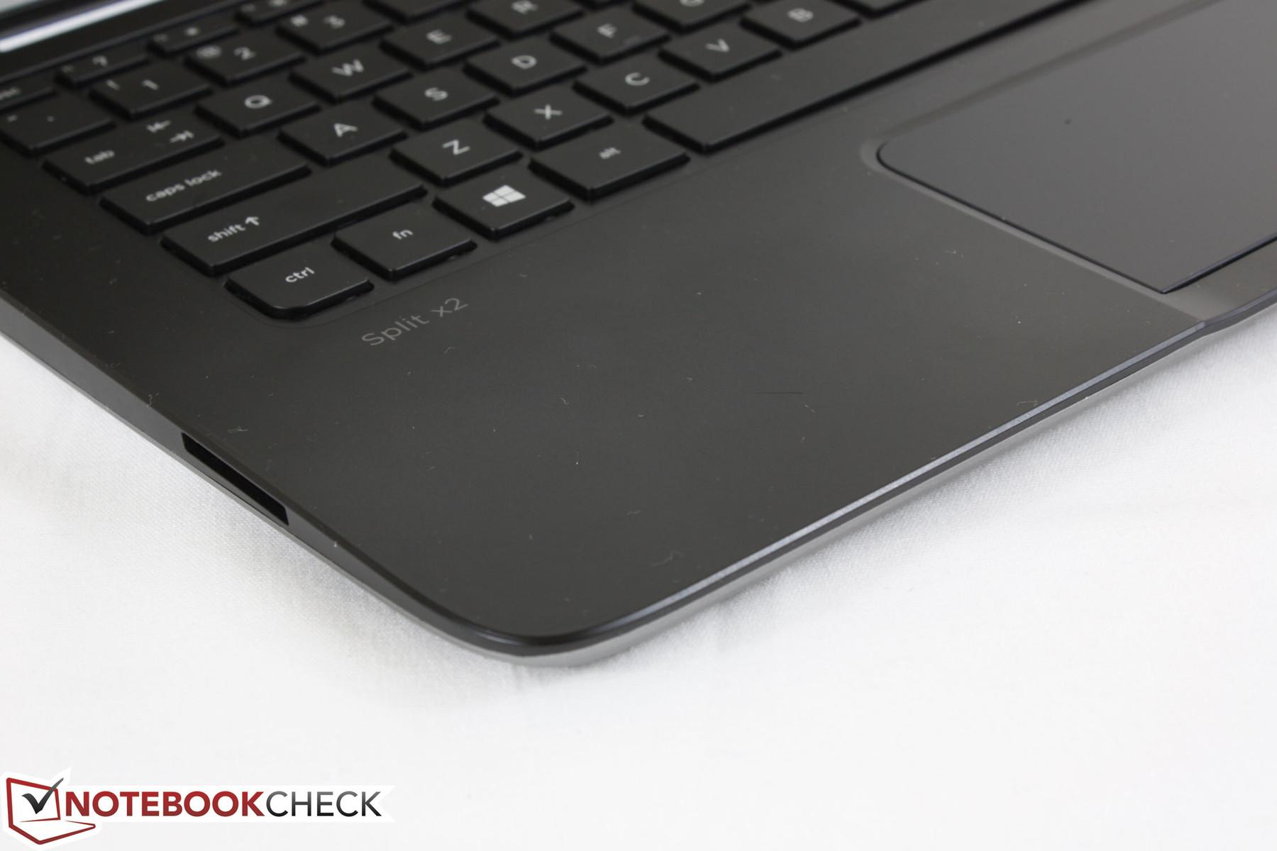 Review HP Split x2 Convertible - NotebookCheck.net Reviews