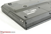 Optical drive can be replaced with another hard drive