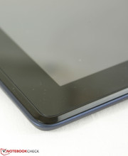 At 10.16 mm thick, the A10 is not as thin as Lenovo's Lynx K3011