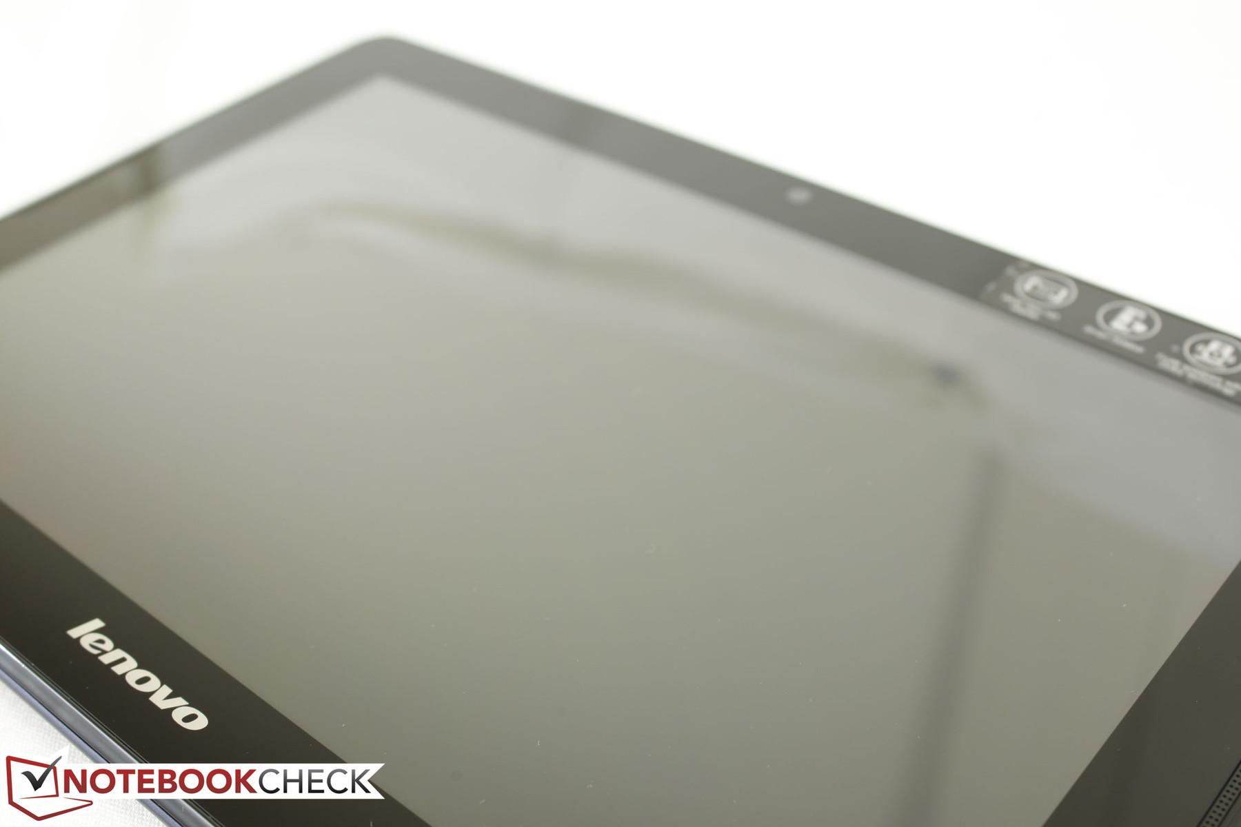 Lenovo A10 Tablet Review - NotebookCheck net Reviews
