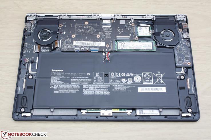 Lenovo Yoga 900 System Mac