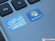 The Acer Aspire V5-171 has the same processor as most ultrabooks (Intel Core i5-3317U),