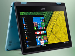 IFA 2016 | Acer announces thin Convertible Spin