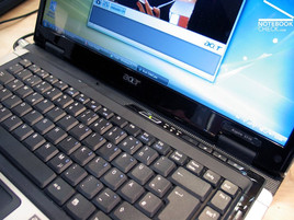 Acer Aspire 5114WLMi Keyboar