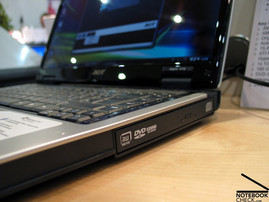 Acer Aspire 5114WLMi Interfaces