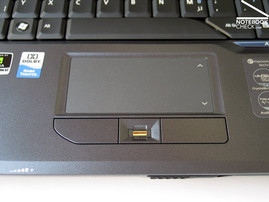 Acer Aspire 5930G Touchpad