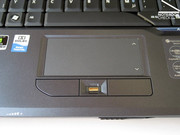 And also the touchpad works precisely without any technical disadvantages.