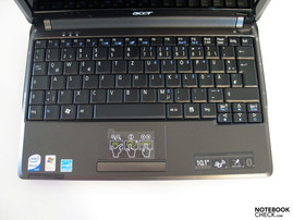 Aspire One 531 keyboard