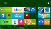 Preinstalled apps by Acer (part 1).