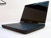 ...the Alienware M17 proves itself as very insensitive for fingerprints and other impurities.