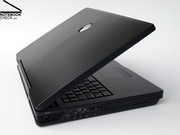 At first glance, the laptop seems conservative and simple as far as the color scheme goes.