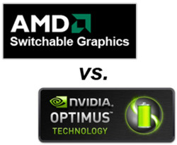 AMD Dynamic Switchable Graphics or Nvidia Optimus?