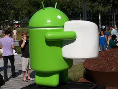 Android Marshmallow statue, iOS 9.3 more reliable than Android 6.0