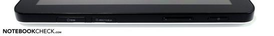 SIM-, MicroSD Slot