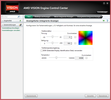 AMD display colors