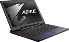 Aorus X5 v6 and X7 v6 gaming notebooks now available