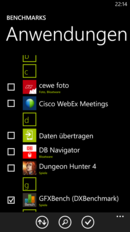The same app can be placed in multiple folders.