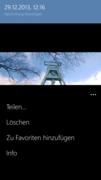 Pictures can be labeled, and shared via all thinkable interfaces and networks.