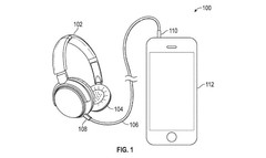 Apple patent shows wireless headphones with Lightning cable