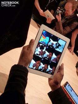 iPad 2 Hands-On