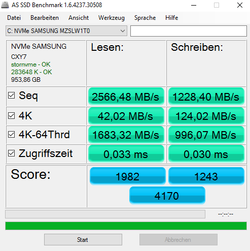 Lightning speed: Samsung SSD PM961