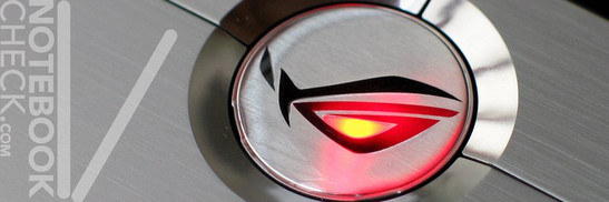 Review Asus G2K logo
