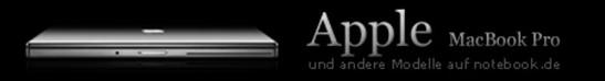 Notebook.de MacBook Pro Werbung