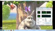 Big Buck Bunny: Media Player