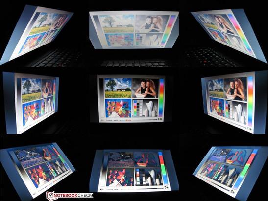 Viewing angles Lenovo ThinkPad X121e NWS5QGE