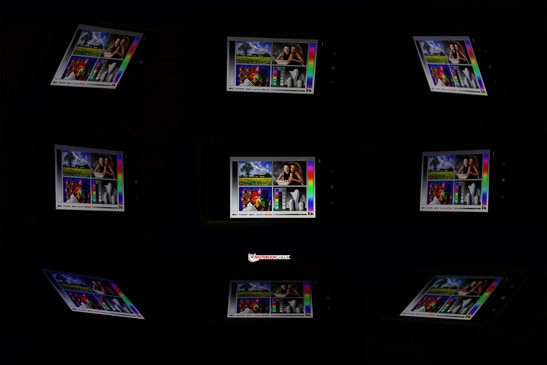 Viewing angles: Nokia Lumia 1520