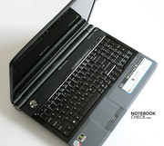 The Aspire 6930G is one of numerous Acer notebooks with GeForce 9600M GT video card.