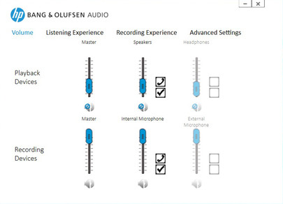 Bang & Olufsen Audio