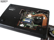 ...the hardware of the notebook, which can be easily serviced.