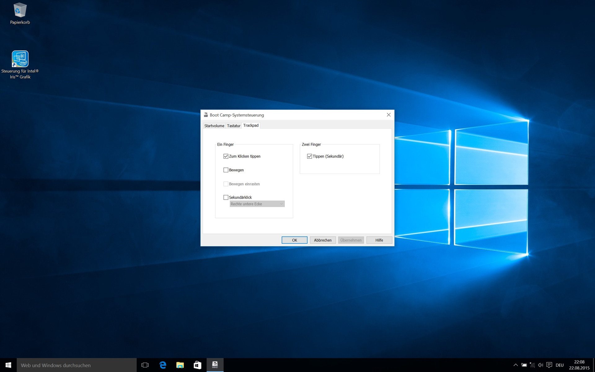 Bootcamp Trackpad Drivers Windows 10 Download