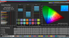 ColorChecker (target color space Adobe RGB)