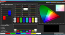 Color Management (sRGB)