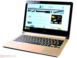 In review: Acer Swift 7. Test model provided by Acer Germany.