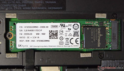 M.2-SSD (2280) from SK Hynix