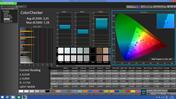 ColorChecker (pre-calibration)