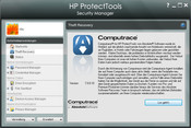Computrace lets you remote-lock the laptop in the event of theft and