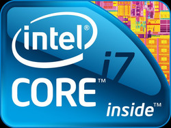 In 32nm technology only equipped with two cores: The Core i7