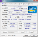 Systeminfo CPUZ CPU