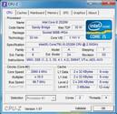 System information CPUZ CPU