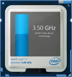 Turbo Boost up to 3.4 GHz for all active cores