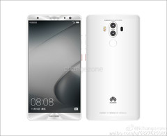 Huawei might unveil the Mate 9 on November 3rd this year.