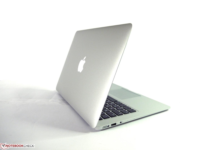 Apple Macbook Air 13 2015 Notebook Review