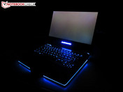 Illumination Alienware 14